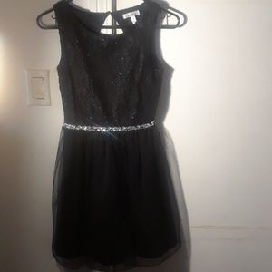 Could be worn as a prom or party dress